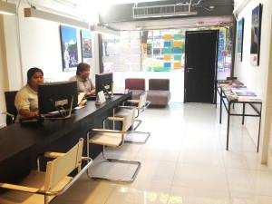 スックリビングのオフィスの写真02