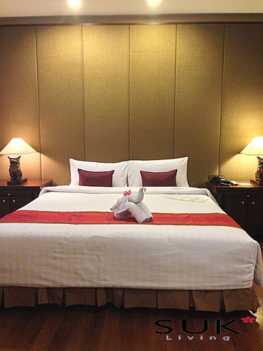 プレジデント パークノ1ベッドルームの写真01