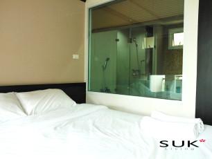 エカマイ プレステージのベッドルームの写真01