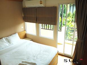 エカマイ プレステージのベッドルームの写真02