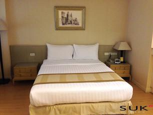 ホープランド エグゼクティブ サービス アパートメント スクンビット 24の①ベッドルームの写真01