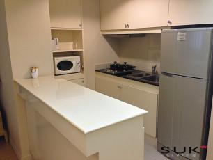 ホープランド エグゼクティブ サービス アパートメント スクンビット 24の①ベッドルームの写真03