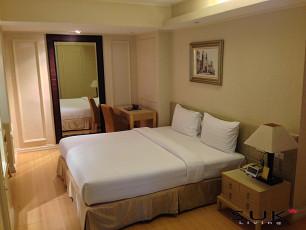 ホープランド エグゼクティブ サービス アパートメント スクンビット 24の①ベッドルームの写真05