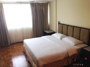 シビックパーク 1ベッドルームの写真01