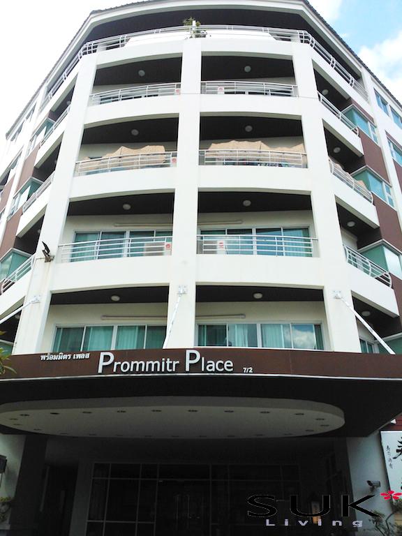 Prommitr Placeの1ベッドルームの写真13