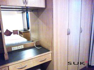 ベストコンフォートのⅡベッドルームの写真05
