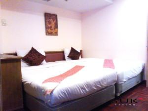 ベストコンフォートのⅡベッドルームの写真06