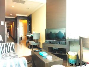 ジャスミン リゾート ホテルの1ベッドルームの写真06