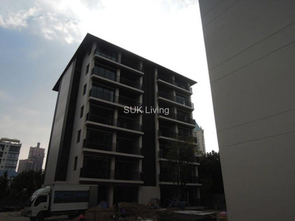 バーン ティパヤデ アパートメント スクンビット 24の写真04