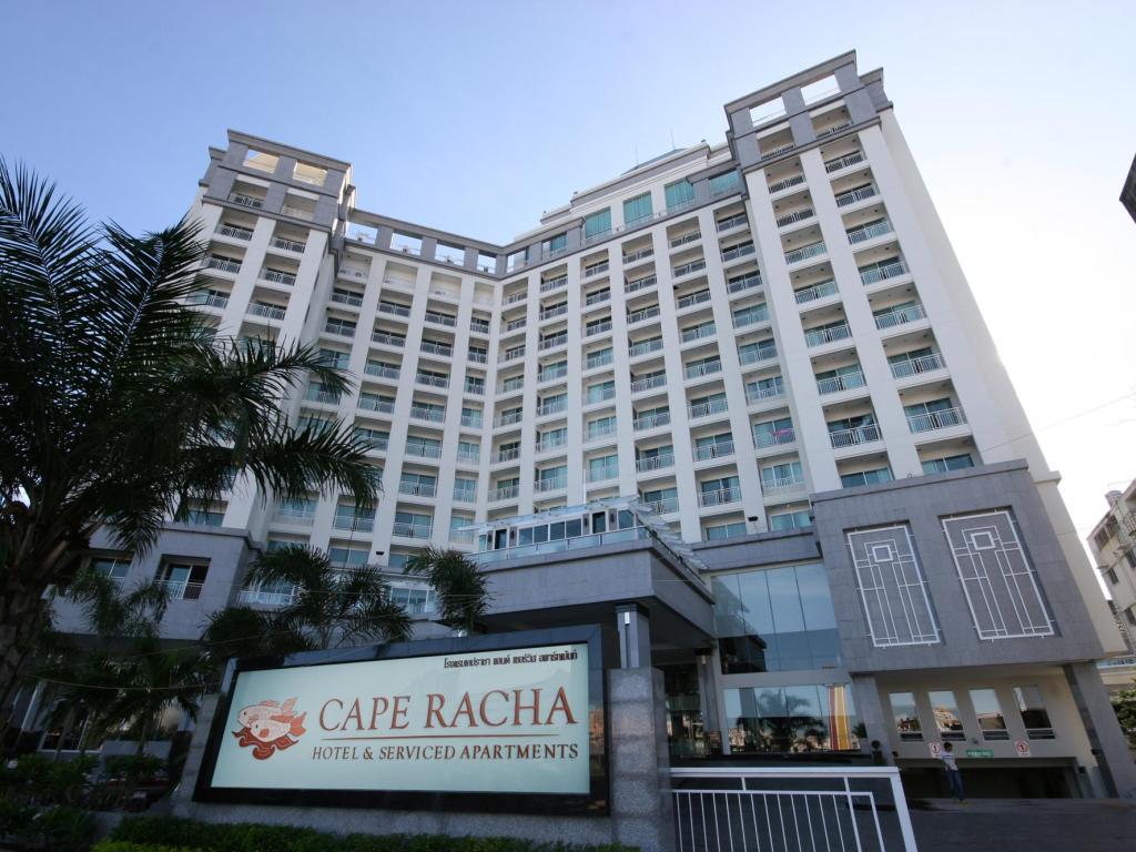 Cape Racha Hotel & Serviced Apartments【ケープ ラチャ ホテル & サービスアパートメント】
